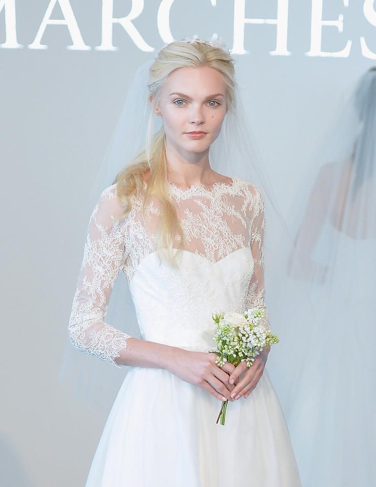 <em>Marchesa Spring 2015 Bridal Collection </em>