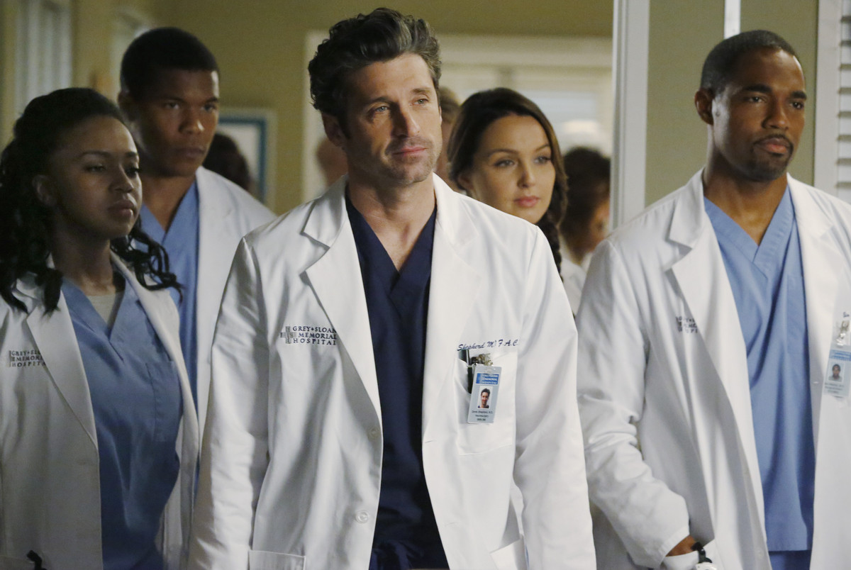 What Greys Anatomy Taught Me About Moving On Post Split Huffpost