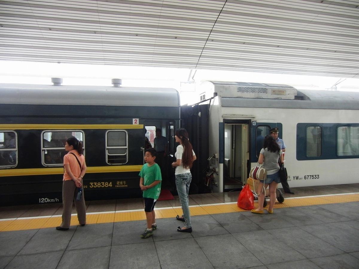 北朝鮮に国際列車で行ってみた【...