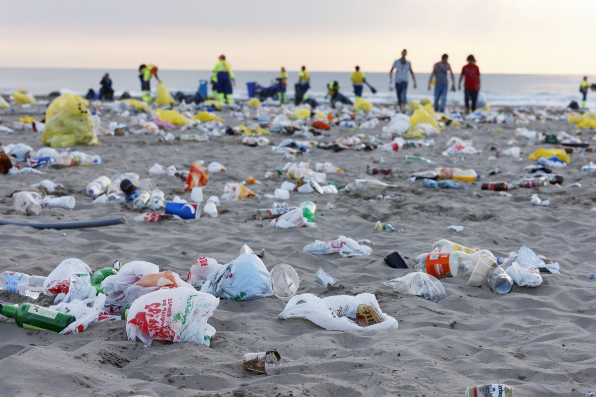 Multiple cities around the world enacted plastic bag bans since last year's Earth Day, or placed fees on plastic bags. <a hre