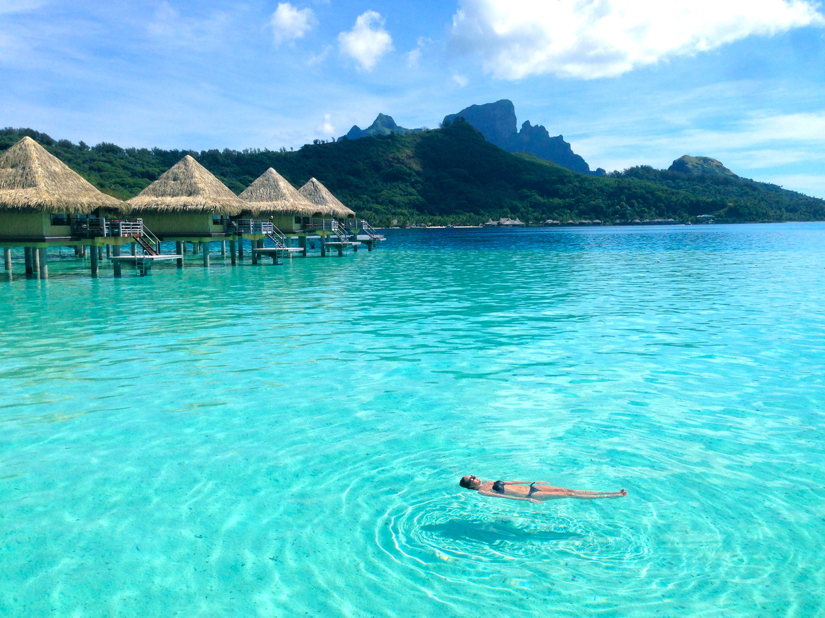 Bora Bora  -Tiffaney Weisser