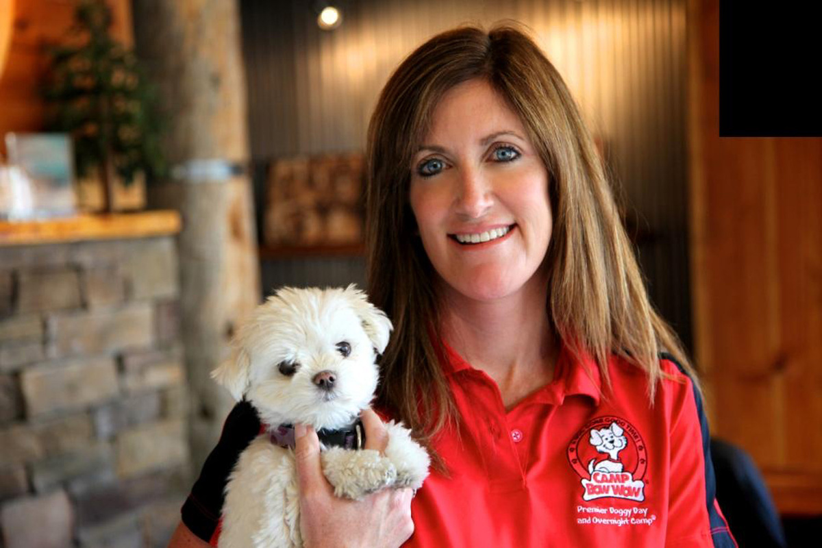 Heidi Ganahl, a pharmaceutical representative based in Colorado, had a dream to open a specialized dog daycare center with he