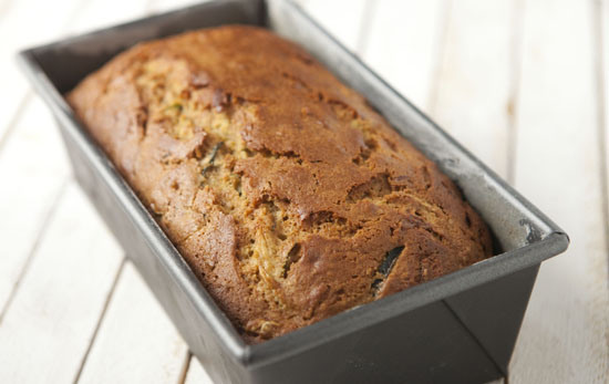 """<strong>Get the <a href=""""http://www.macheesmo.com/2013/08/browned-butter-zucchini-bread/"""" target=""""_blank"""">Browned Butter Zucc"""