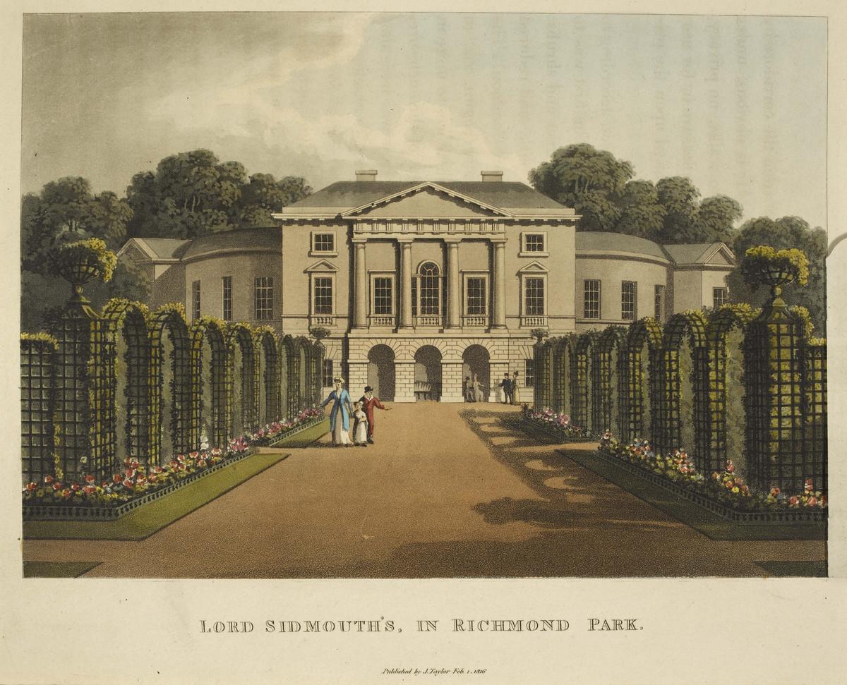 In her novels Jane Austen often mentions gardens. She brings air-headed Catherine Morland down to earth in General Tilney's k