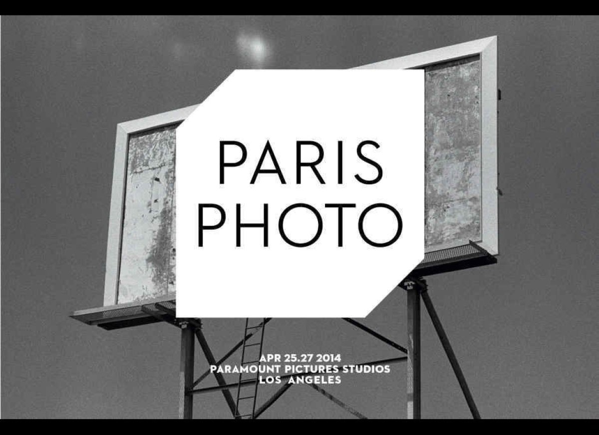 This weekend, Paramount Pictures Studios will be hosting the US version of this world-renowned photography art fair. Paris Ph