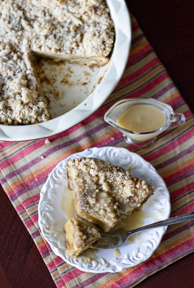 """<strong>Get the <a href=""""http://www.ericasweettooth.com/2012/12/cinnamon-bread-pudding-with-rum-sauce.html"""" target=""""_blank"""">C"""