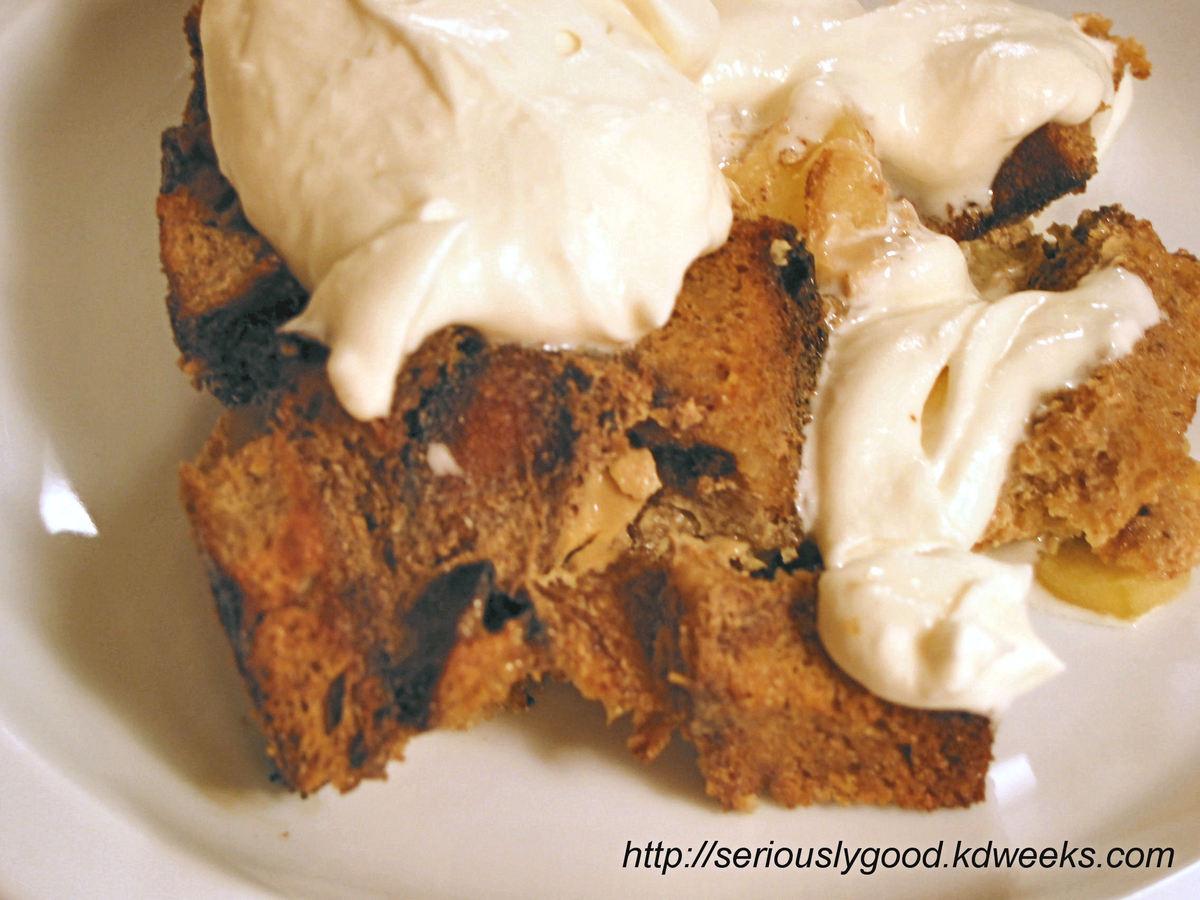 "<strong>Get the <a href=""http://food52.com/recipes/8209-irish-bread-pudding"" target=""_blank"">Irish Bread Pudding</a> recipe b"