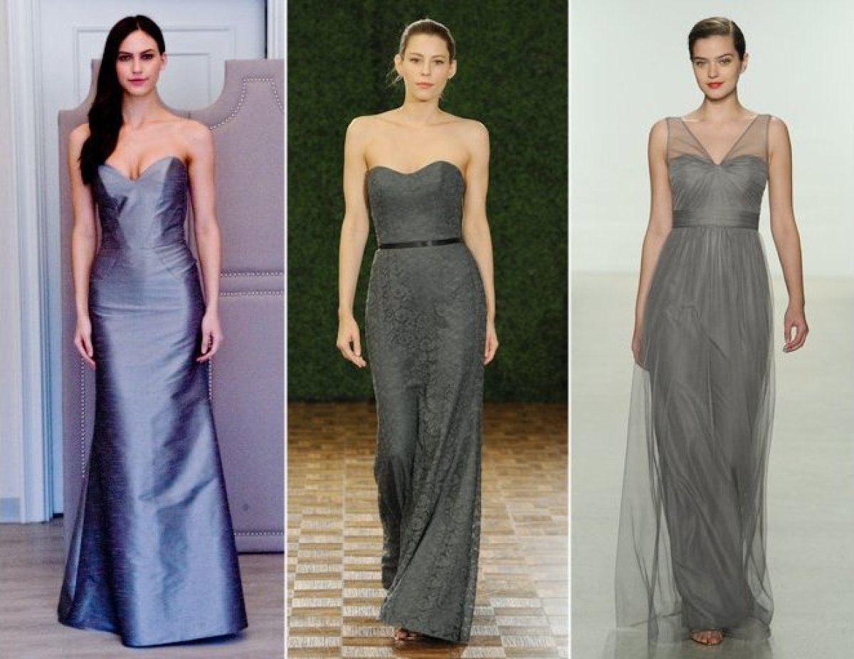 The Hottest Bridesmaid Dress Trends for Fall 2014 | HuffPost