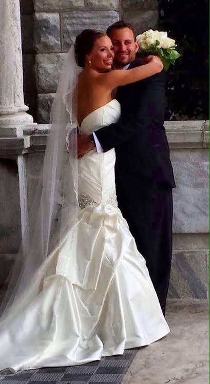 """The McCutcheon wedding at St. Cecilia's in Englewood, NJ!"""