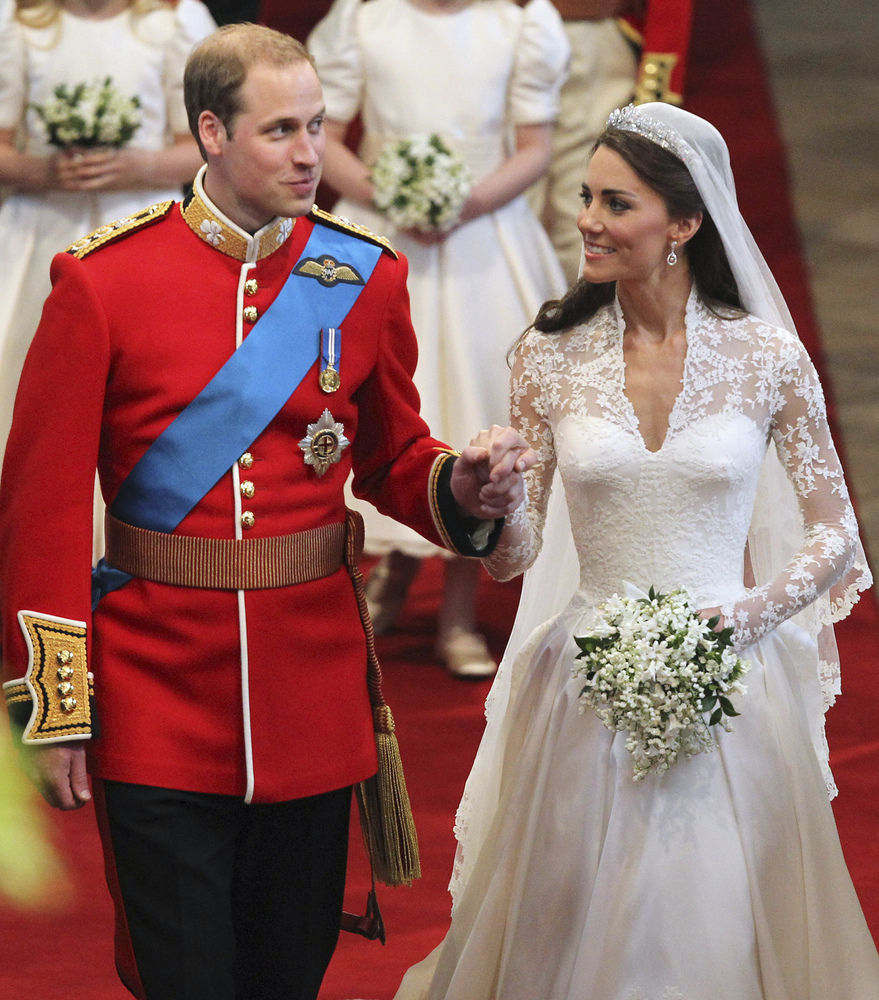 The 34 Most Iconic Royal Wedding Gowns Of The Last Century | HuffPost