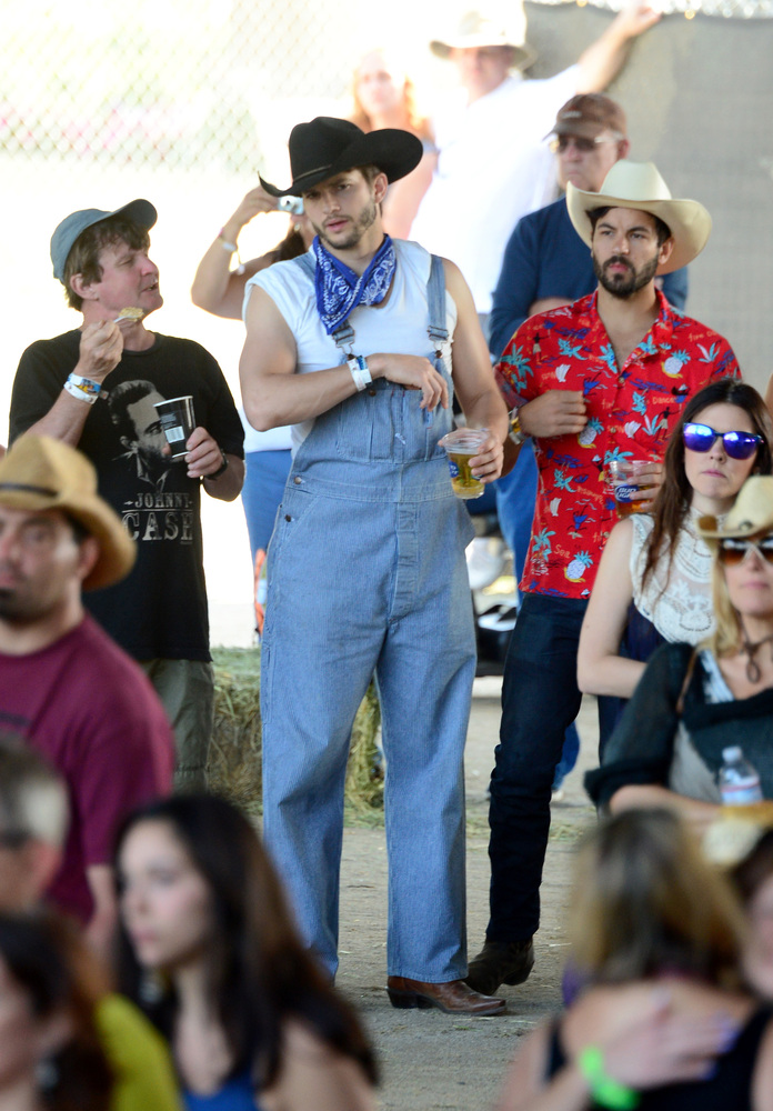 The Wildest Outfits We Saw At The 2014 Stagecoach Country Music Festival Huffpost