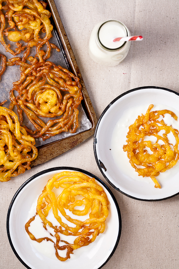 "<strong>Get the <a href=""http://www.indiansimmer.com/2012/03/jalebi-recipe-announcing-indian-food.html"">Jalebi</a> recipe fro"