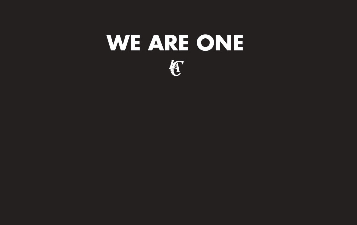 The Los Angeles Clippers image that started it all.