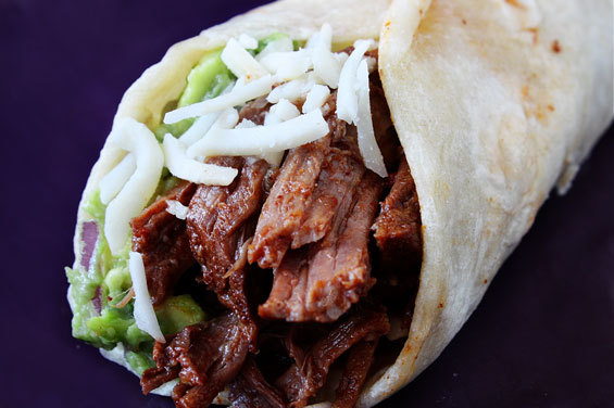 "<strong>Get the <a href=""http://www.gimmesomeoven.com/slow-cooker-shredded-beef-tacos/"" target=""_blank"">Slow Cooker Shredded"