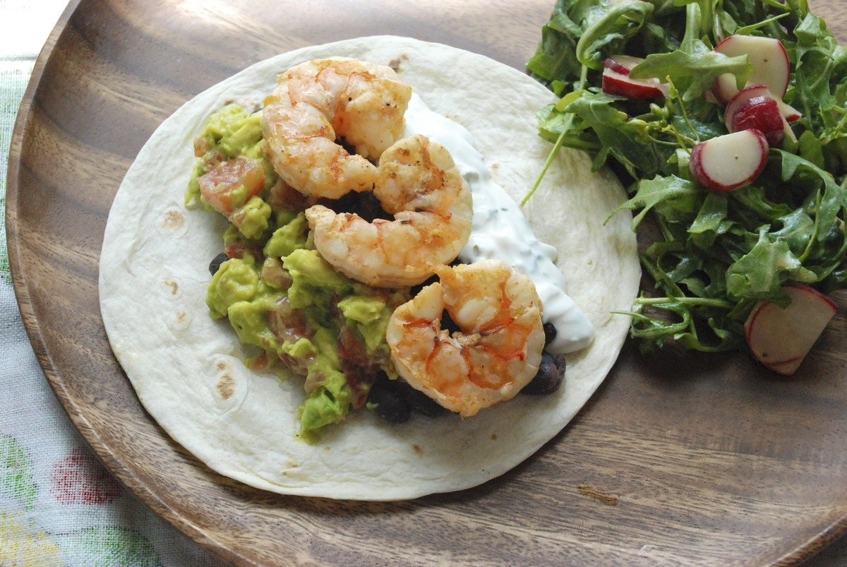"<strong>Get the <a href=""http://food52.com/recipes/19165-shrimp-tacos"" target=""_blank"">Shrimp Tacos</a> recipe by cristinasci"