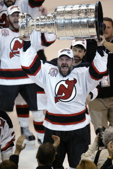 "Ken Deneyko, who spent his entire career with the <a href=""http://devils.nhl.com/"" target=""_blank"">New Jersey Devils</a>, roc"