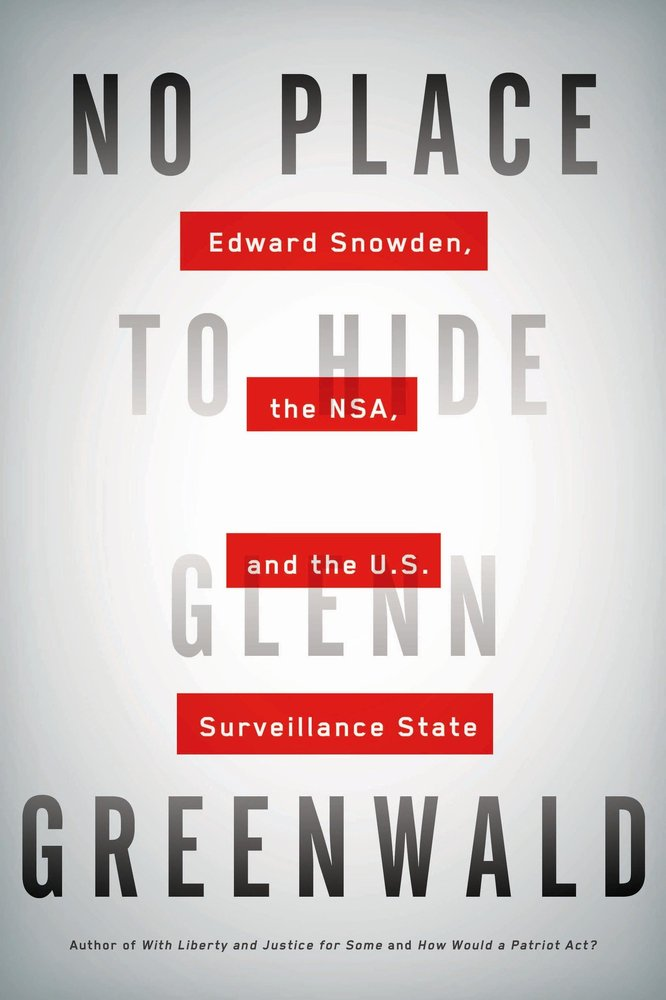 The whole story on Edward Snowden and the NSA affair, by the journalist who broke the news and isn't afraid to voice his opin