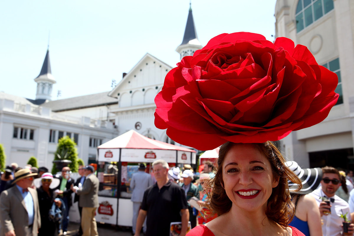 These Kentucky Derby Hats Are Totally Absurd And
