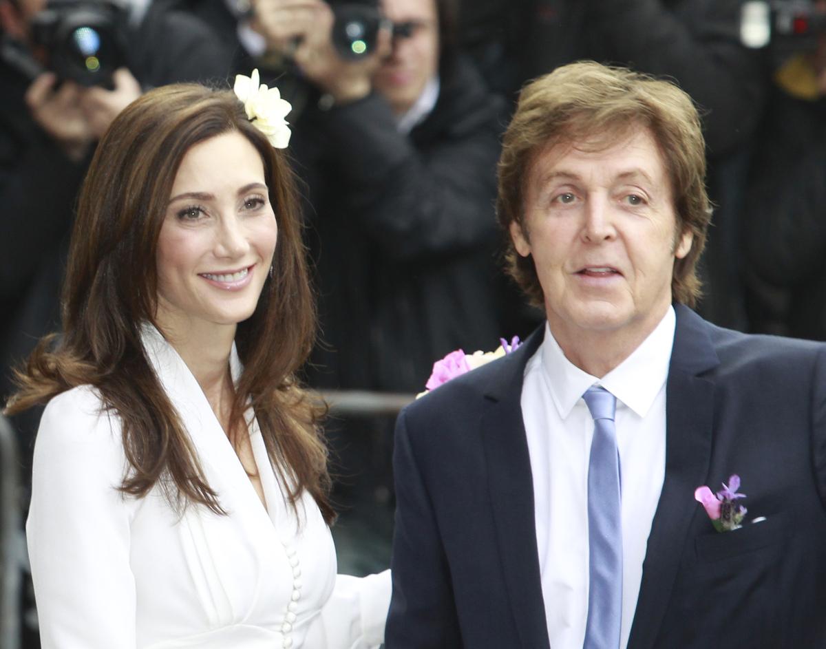 Paul Mccartney Wife Age