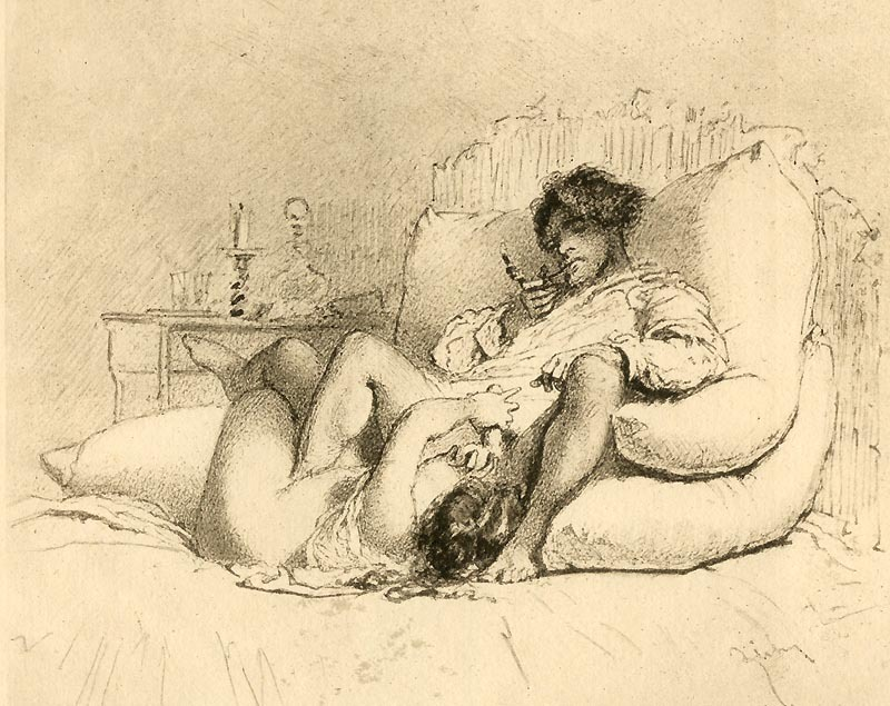 History of female masturbation