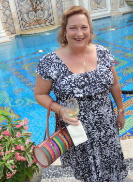 For Robina Oliver, a woman who had struggled with her weight her entire life, finding an appropriate swimsuit to wear to the