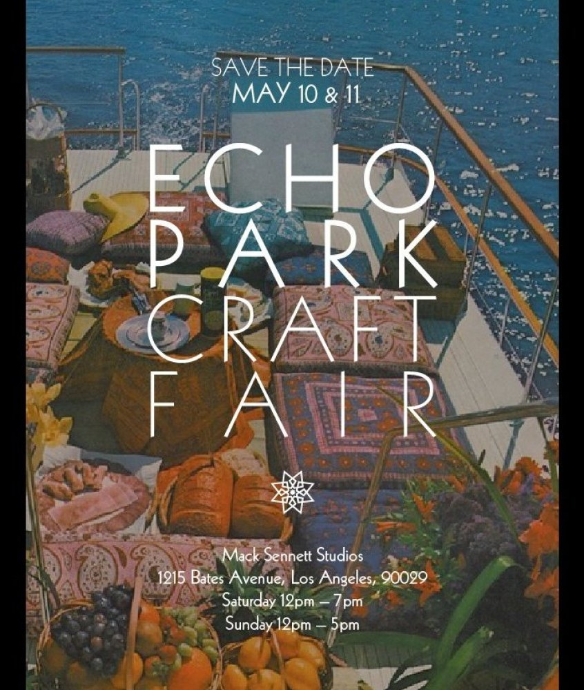 """Started by shoe designer Beatrice Valenzuela and textile artist/interior designer Rachel Craven, the <a href=""""http://www.echo"""