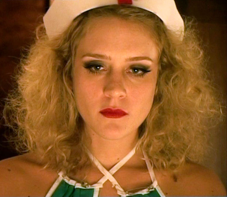 """It's no surprise that Chloe Sevigny was in the low budget cult film that """"Party Monster"""" is. She's practically the poster gir"""