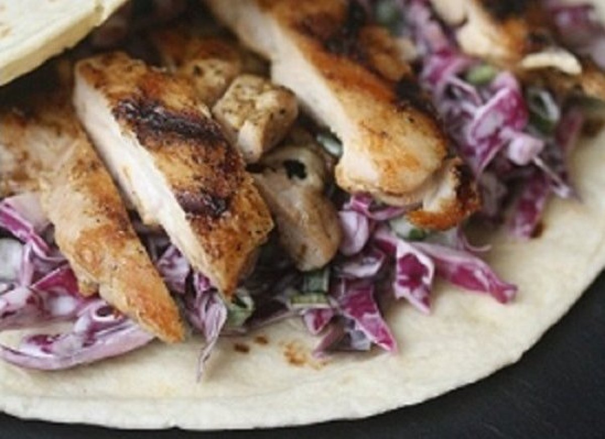 These tacos are incredibly easy to make and perfect for feeding a big group. Get creative and throw in any other fillers or t