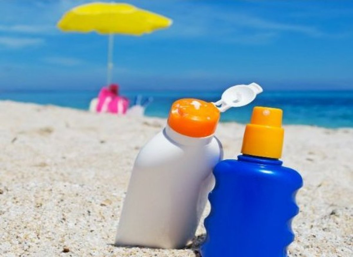 """""""It's very important to match the right sunscreen to your skin type so that you love your product and wear it every day,"""" say"""