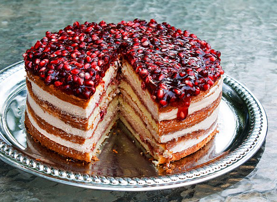 """<strong>Get the <a href=""""http://www.askchefdennis.com/2010/06/theyll-be-eating-out-of-the-pom-of-your-hand-pomegranate-mousse"""