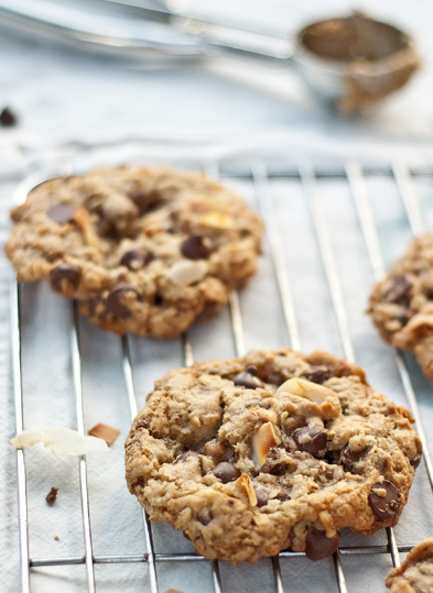 """<strong>Get the <a href=""""http://www.twopeasandtheirpod.com/toasted-coconut-toffee-chocolate-chip-cookies/"""" target=""""_blank"""">To"""