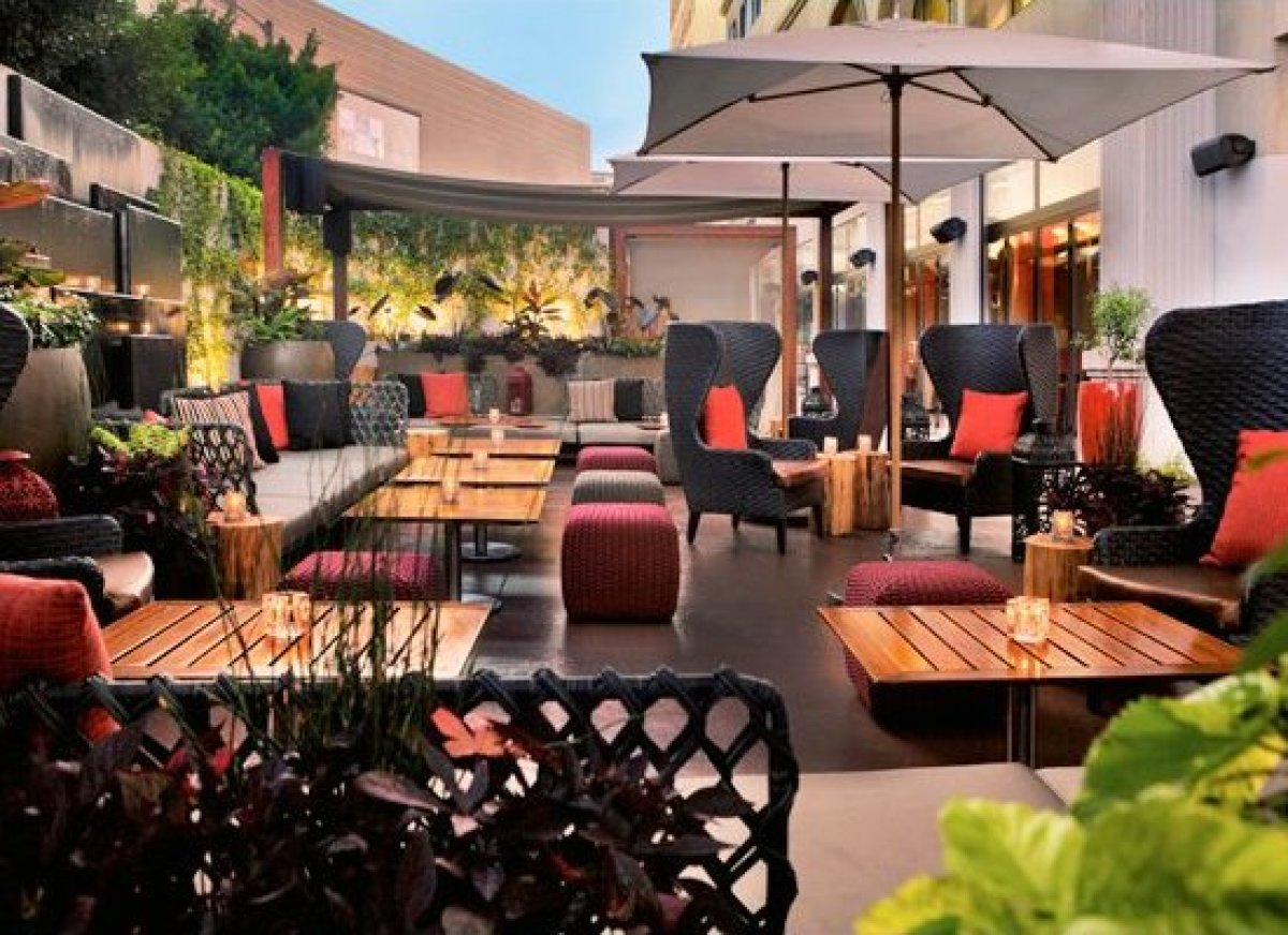 "<strong><a href=""http://www.departures.com/slideshows/lush-hotel-patios-and-gardens/8"">See More Lush Hotel Patios and Gardens"