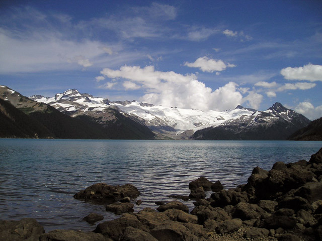 """<a href=""""http://www.vancouvertrails.com/trails/garibaldi-lake/"""" target=""""_blank"""">One of the most spectacular lakes</a> in sout"""