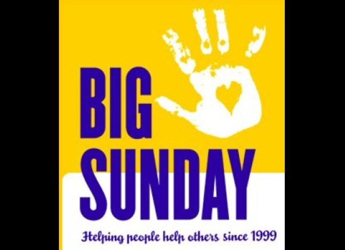 This weekend, join thousands of Angelenos as they give back to our wonderful city at Big Sunday. Volunteers are always needed