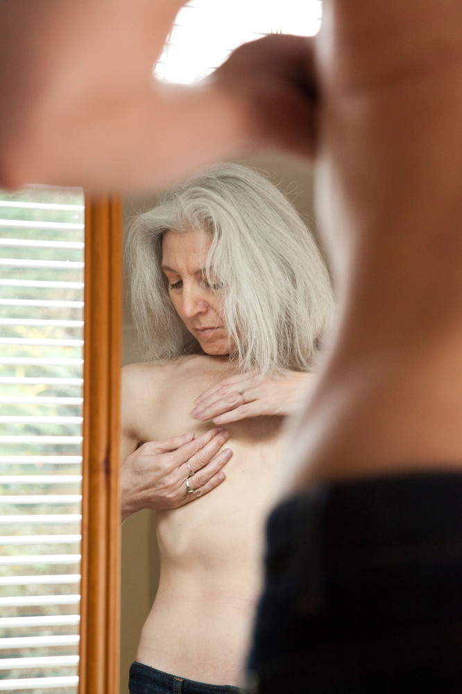 AXA's research found that 79% of people were able to correctly identify breast lumps as a potential indicator of cancer. But