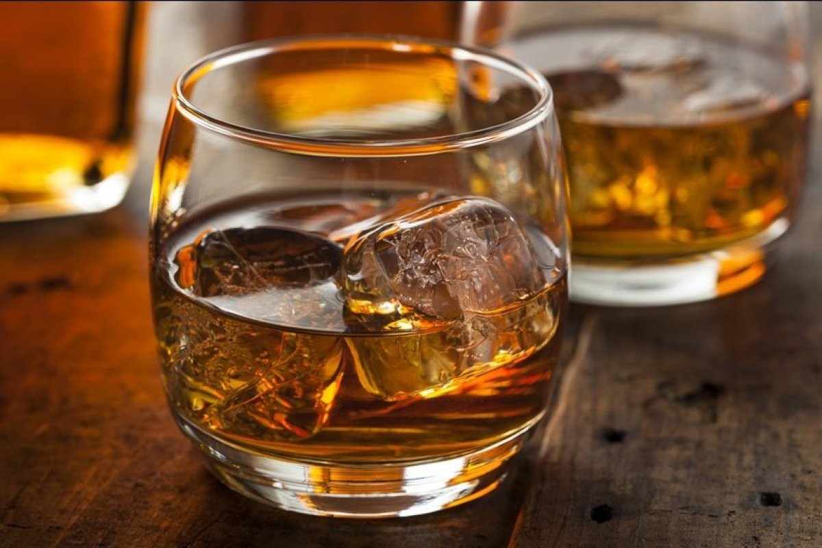 An Old Fashioned is made by muddling sugar with bitters and then adding whiskey or brandy, and ordering this will make you fe