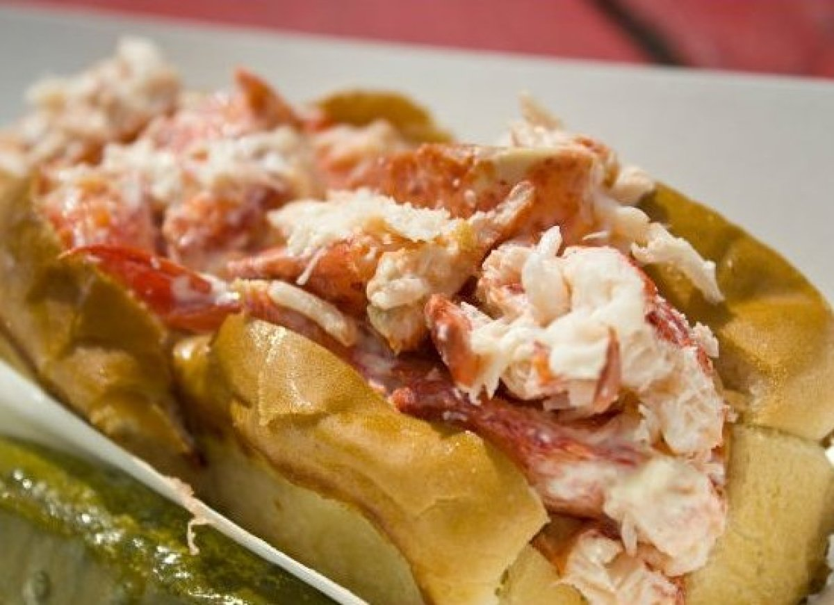 The makings of the lobster roll trace back to the 19th century, when New England hostesses began preparing lobster salad for