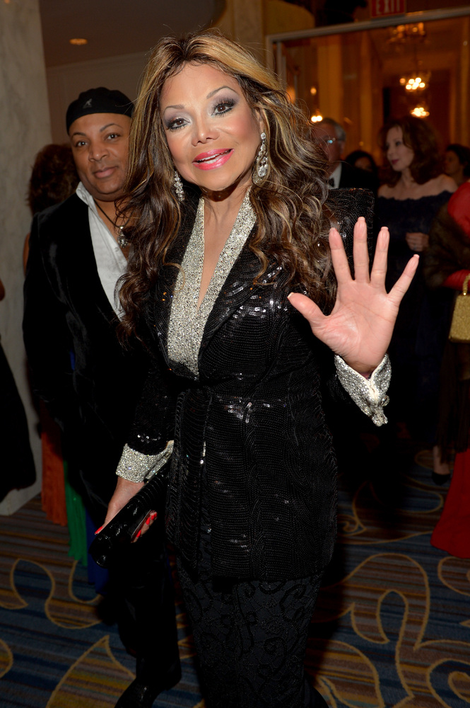 "BEVERLY HILLS, CA - JANUARY 14:  <a href=""http://www.oprah.com/app/life-with-latoya.html"" target=""_blank"">La Toya Jackson</a>"
