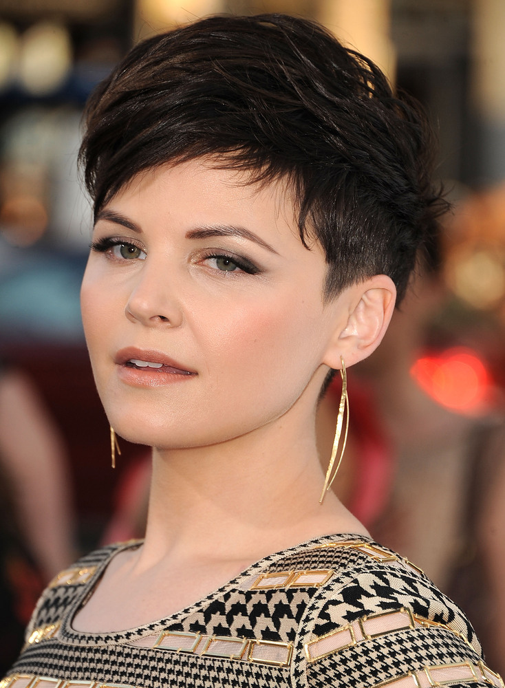 ginnifer goodwin's hair story: the long & short of it | huffpost