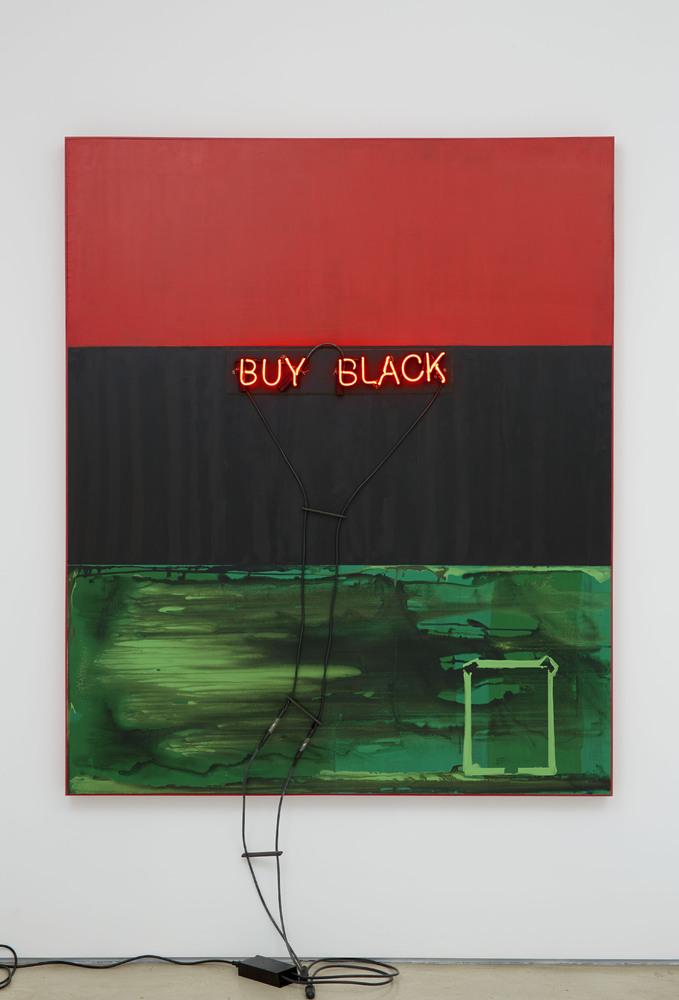 Kerry James Marshall, Buy Black