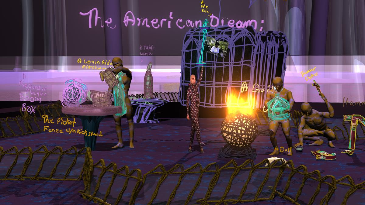 Jacolby Satterwhite, American Dream