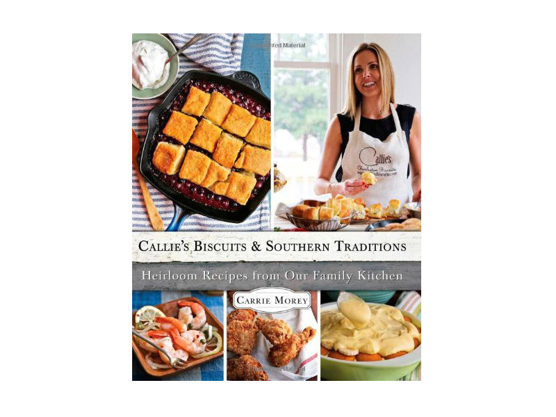 """<a href=""""http://www.amazon.com/Callies-Biscuits-Southern-Traditions-Heirloom/dp/1476713219"""" target=""""_blank"""">Callie's Biscuits"""
