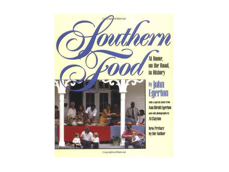 "<a href=""http://www.amazon.com/Southern-Food-History-Chapel-Books/dp/0807844179/ref=sr_1_1_title_1_pap?s=books&ie=UTF8&qid=14"