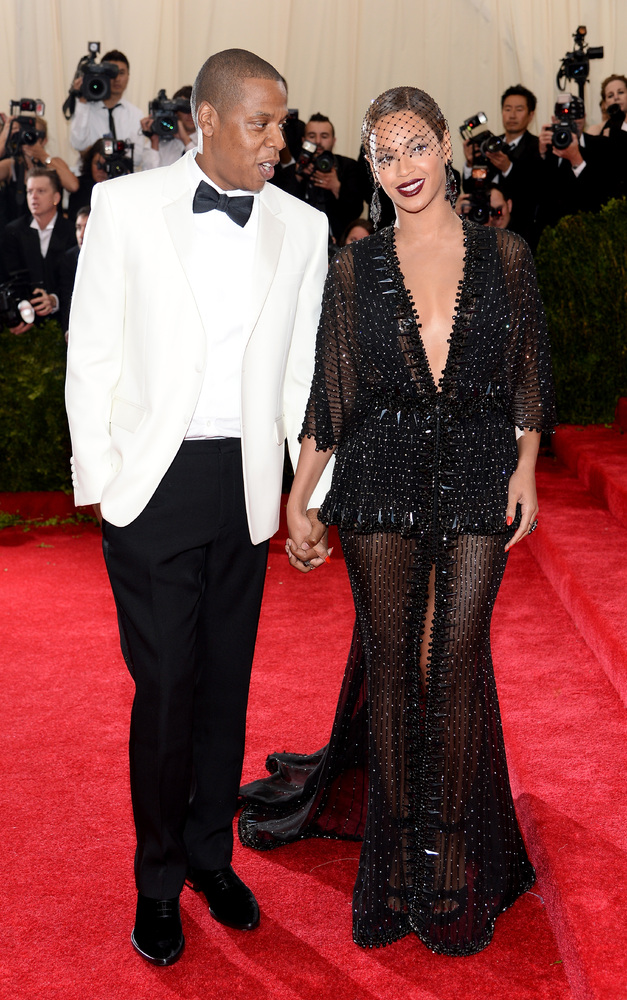"""Jay Z is confirmed, but Beyonce is still reportedly listed as a """"maybe."""" Oooh, cutting it close to showtime Bey."""
