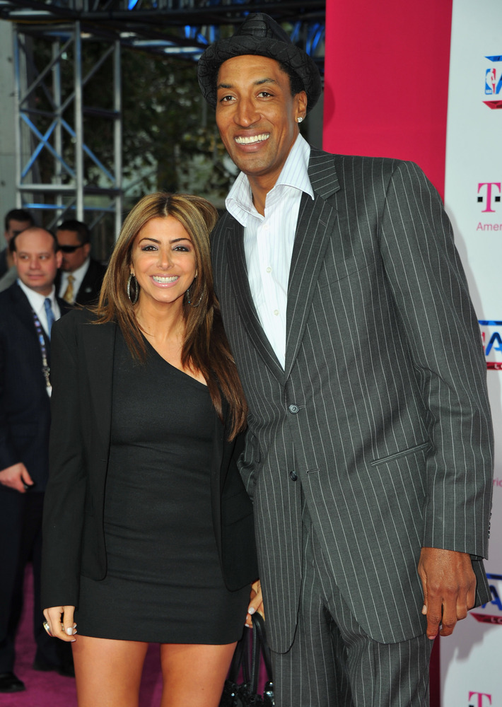 "Kim's BFF Larsa Pippen and her husband Scottie Pippen will be there to see their friend say ""I do."""