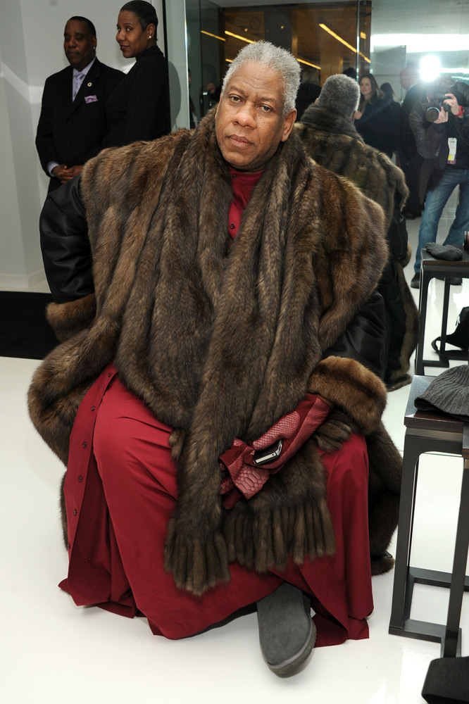 Vogue editor Andre Leon Talley will reportedly be among the guests, because someone has to cover the biggest wedding event of