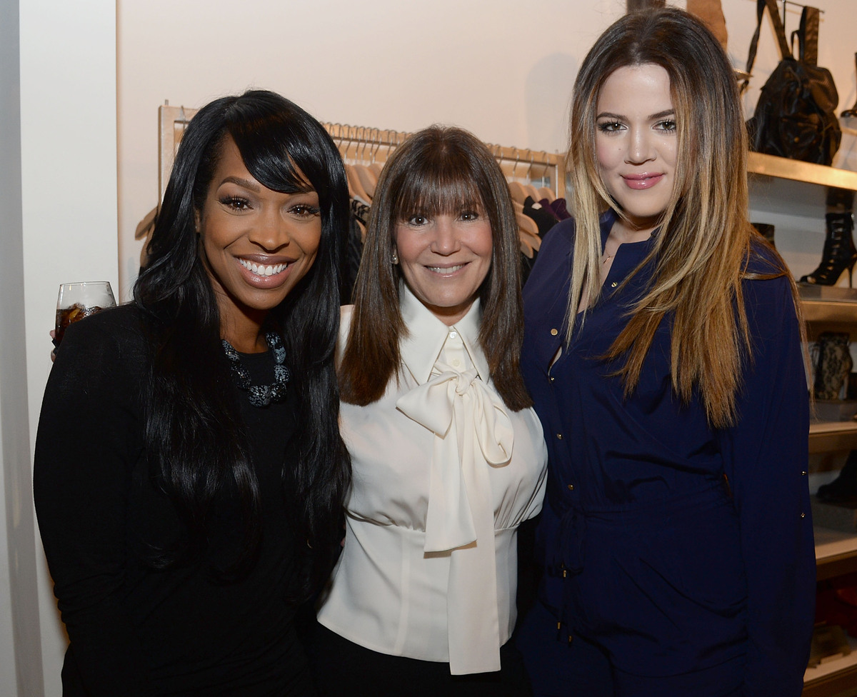 "Shelli Azoff (pictured with Malika and Khloe) is Kris Jenner's BFF, and Kris needed someone to take <a href=""http://instagram"