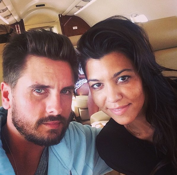 Scott Disick will be there alongside Kourtney and their two children, Penelope and Mason.