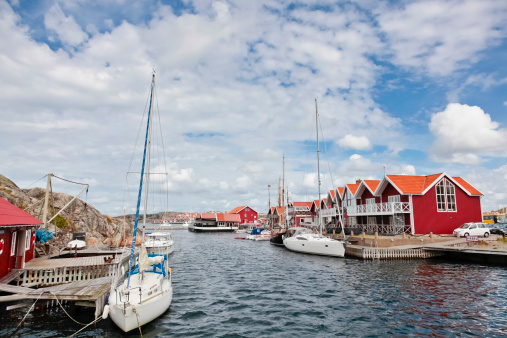 Bordered by the Baltic Sea and boasting numerous lakes, Sweden ranks second best for lowest air pollution and highest water q