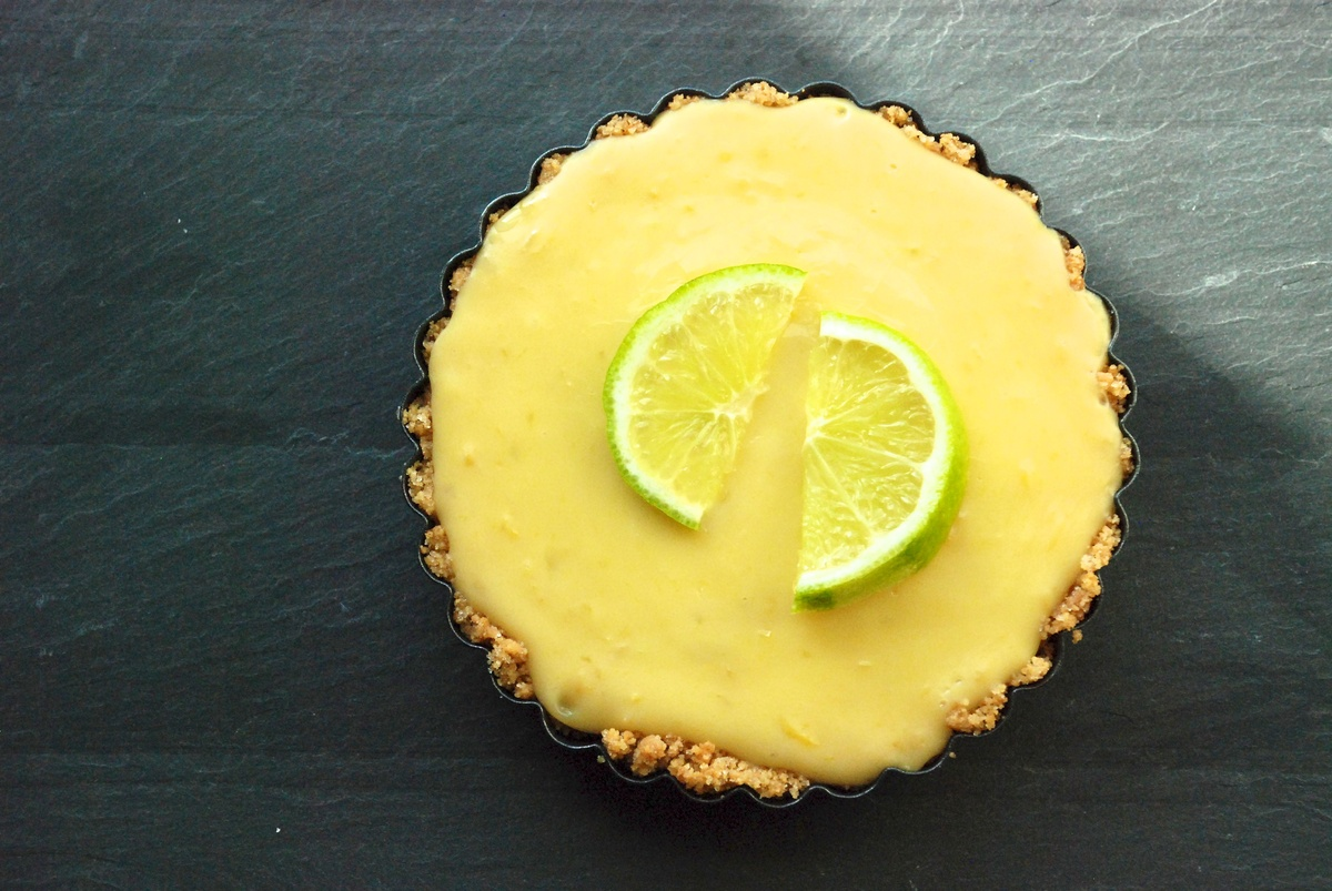 "<strong>Get the <a href=""https://food52.com/recipes/15697-key-lime-tarts"" target=""_blank"">Key Lime Pie recipe</a> from cristi"